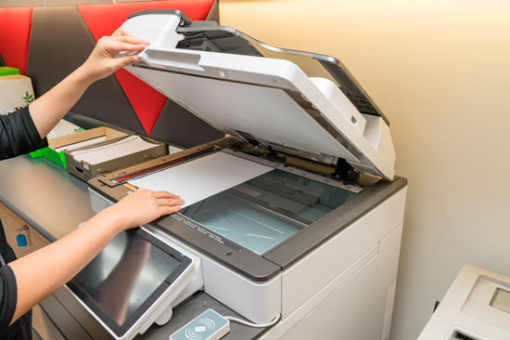 Scanning Documents and Photos